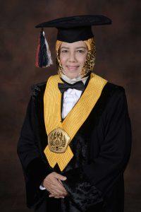Ketua DP - Prof. Dr. Sutyastie Soemitro Remi, S.E., M.S.