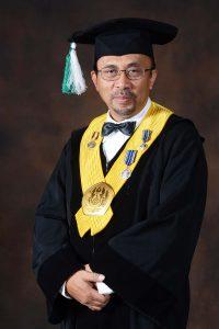 Sekretaris Dewan Profesor - Prof. Ir. Tarkus Suganda M.Sc.Ph.D.