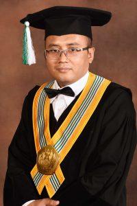 sekretaris SA tomy perdana