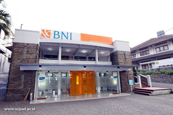 BNI Kantor Layanan Unpad - Universitas Padjadjaran