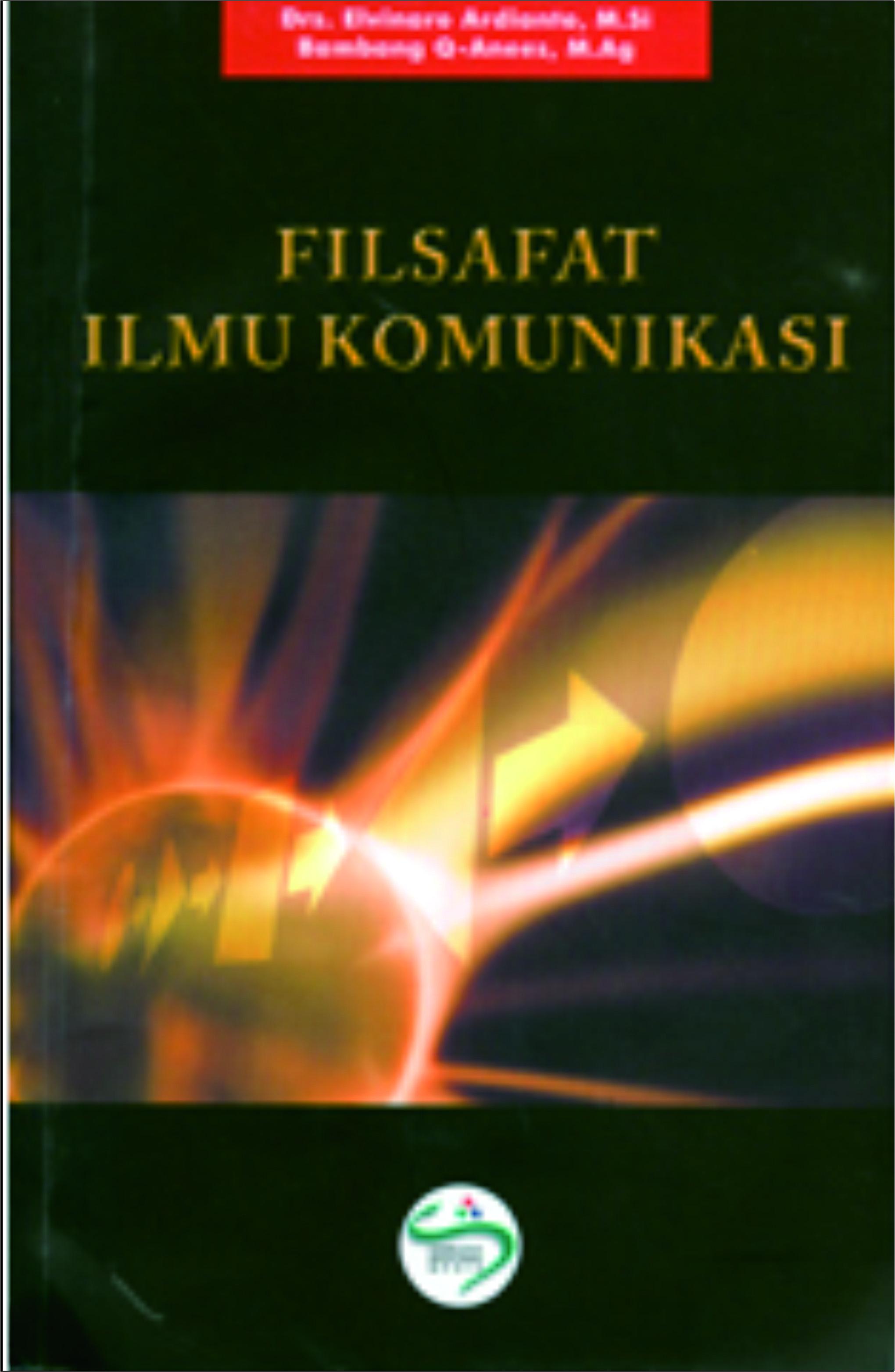 Filsafat Ilmu Komunikasi - Universitas Padjadjaran