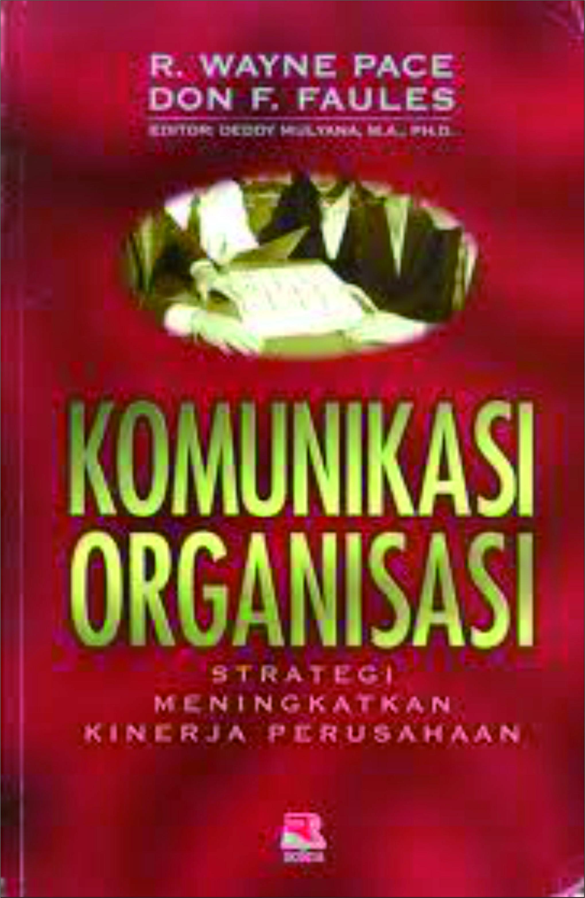 Buku Komunikasi Organisasi Pdf