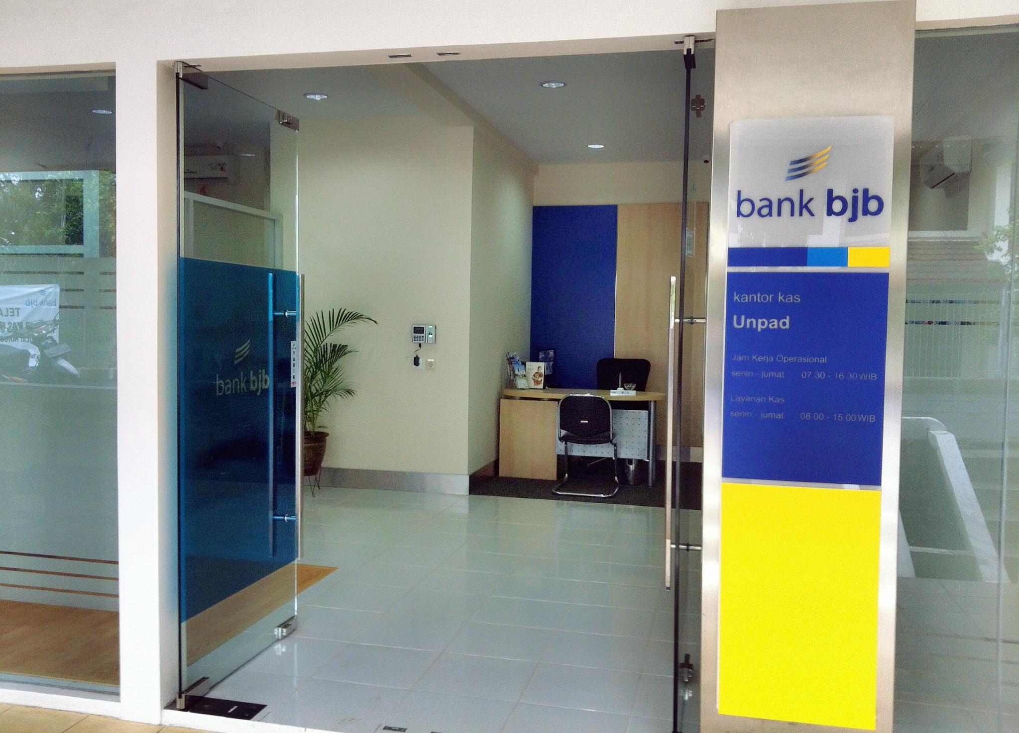 Bank bjb Kantor Kas Unpad - Universitas Padjadjaran