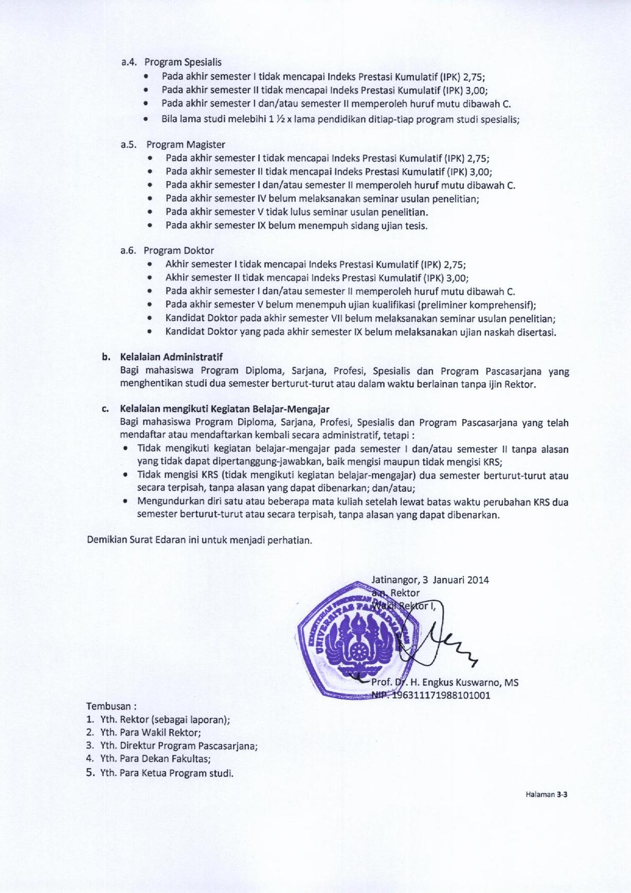 Information On Herregistration Faculty Of Economics And Business