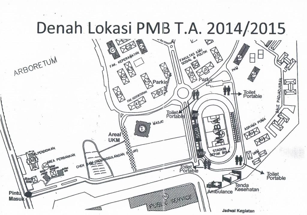 Denah PMB 20142015