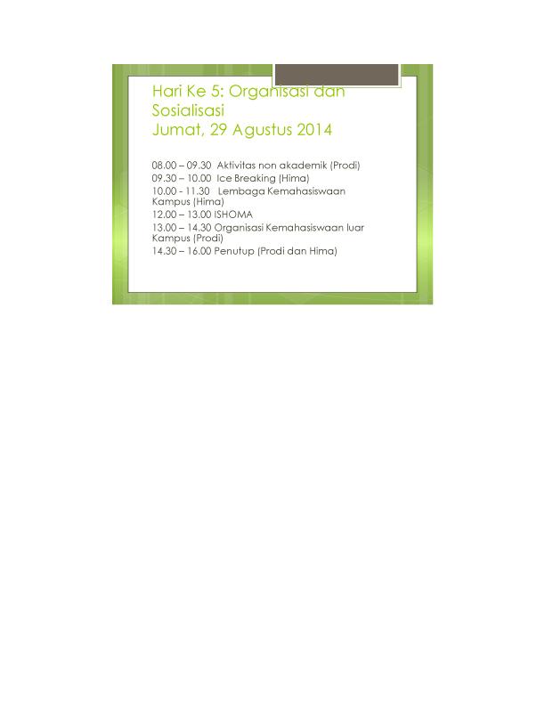 SUSUNAN ACARA PMB FMIPA 2014-6 copy