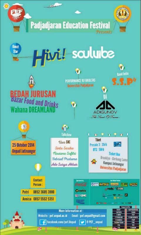 Poster PEF 2014