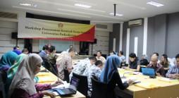 Suasana Pelatihan Penyusunan Kontrak Kerja Sama Tahap II 2015 di Wisma Unpad Jln. Cimandiri No. 14 Bandung, 29-30 Juni 2015 *