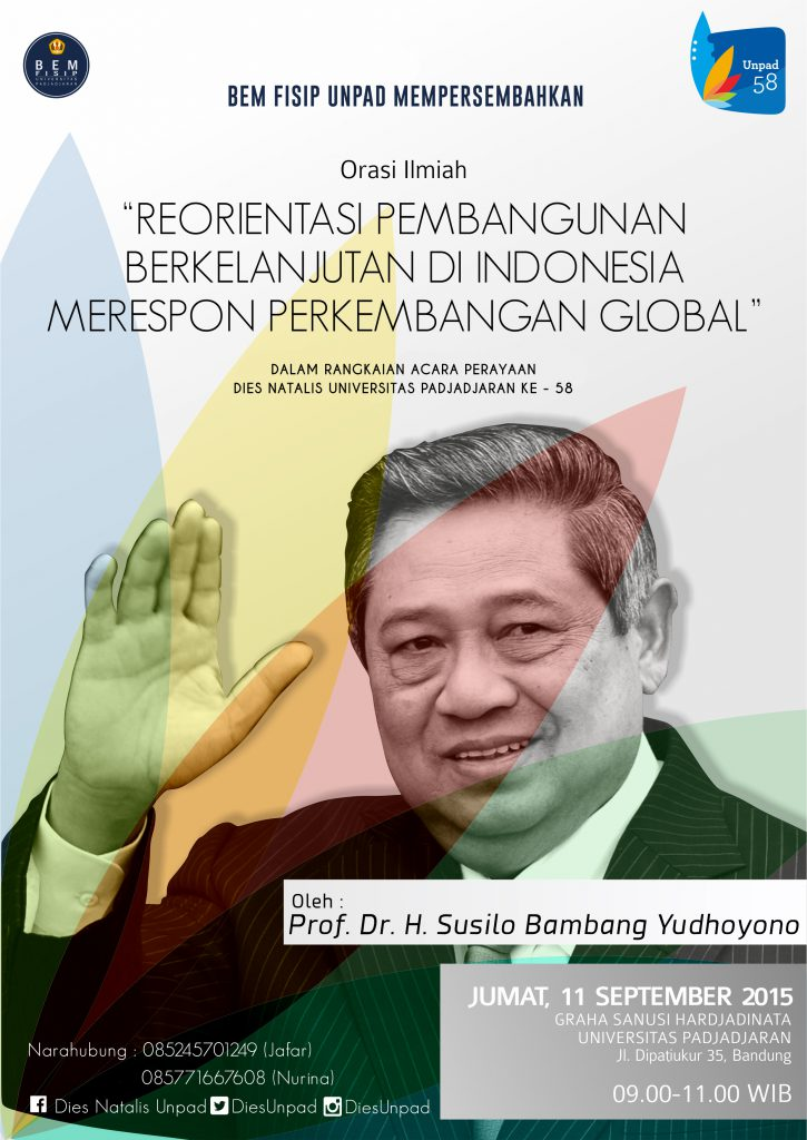 Poster SBY humas