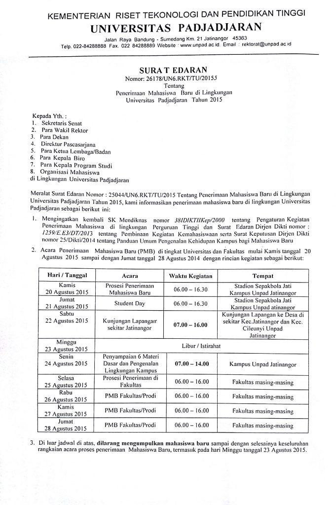 33+ Contoh surat edaran ppdb terbaru terbaru