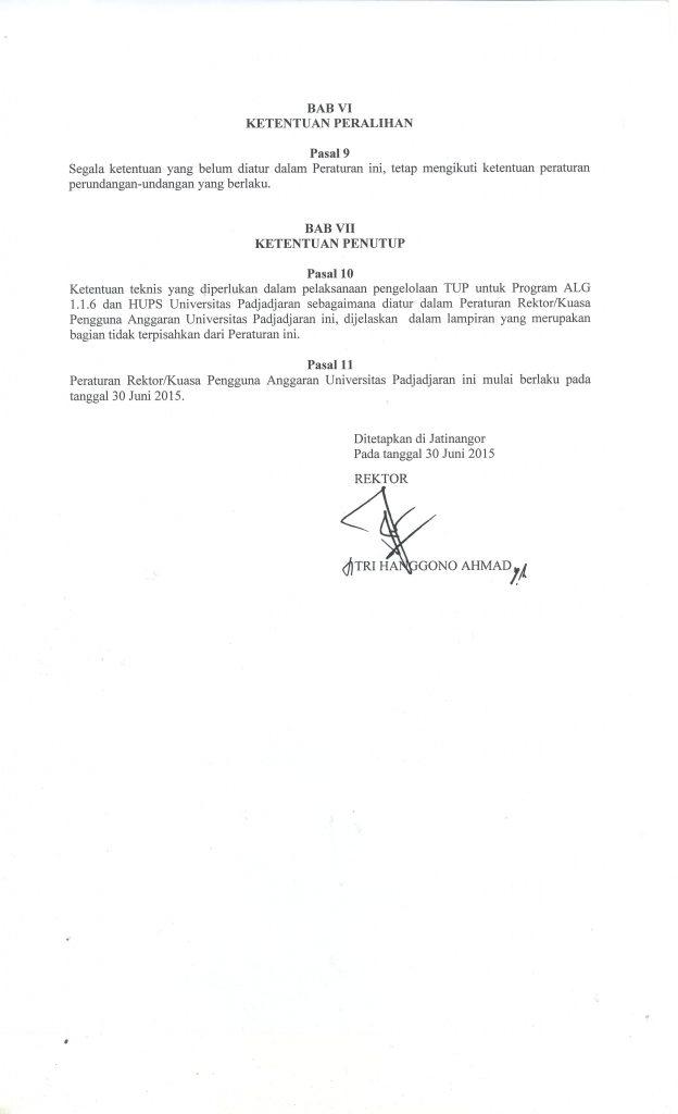 PR NO 59 TAHUN 2015 MEKANISME PENGELOLAAN UANG PERSEDIAAN ANGGAR 006