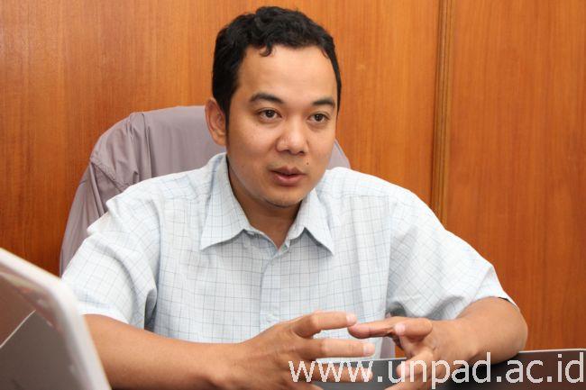 Diky Ramdhani, PhD (Foto oleh: Tedi Yusup)