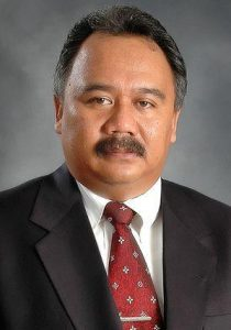 Almarhum Prof. Asep Kartiwa *
