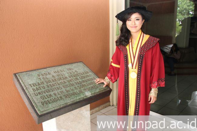 Vindy Margaretha Miguna (Foto oleh: Tedi Yusup)*