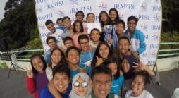 Tim Unit Renang Unpad yang berlaga di Invitasi Renang Antar Perguruan Tinggi Seluruh Indonesia IX di ITB, 31 Januarin 2015 lalu.*