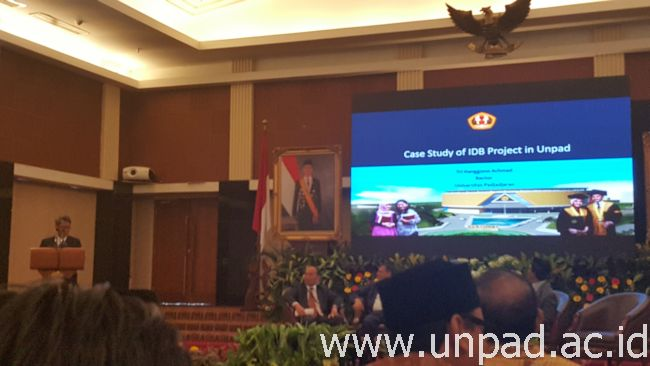 Rektor Quot Idb Berperan Dorong Capaian Visi Pendidikan Unpad