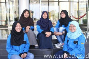 Profil mahasiswa Fapet 1 -Tedi