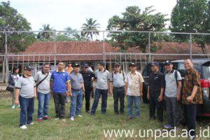 Lokasi sementara Unpad Multi Kampus di Jln. Cikembulan, Kab. Pangandaran (Foto oleh: Tedi Yusup)*