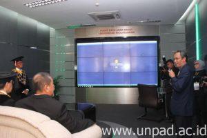 Wagub Jabar melihat Pusat Data Jawa Barat