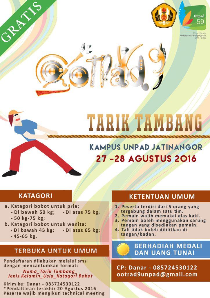 Poster Tarik Tambang