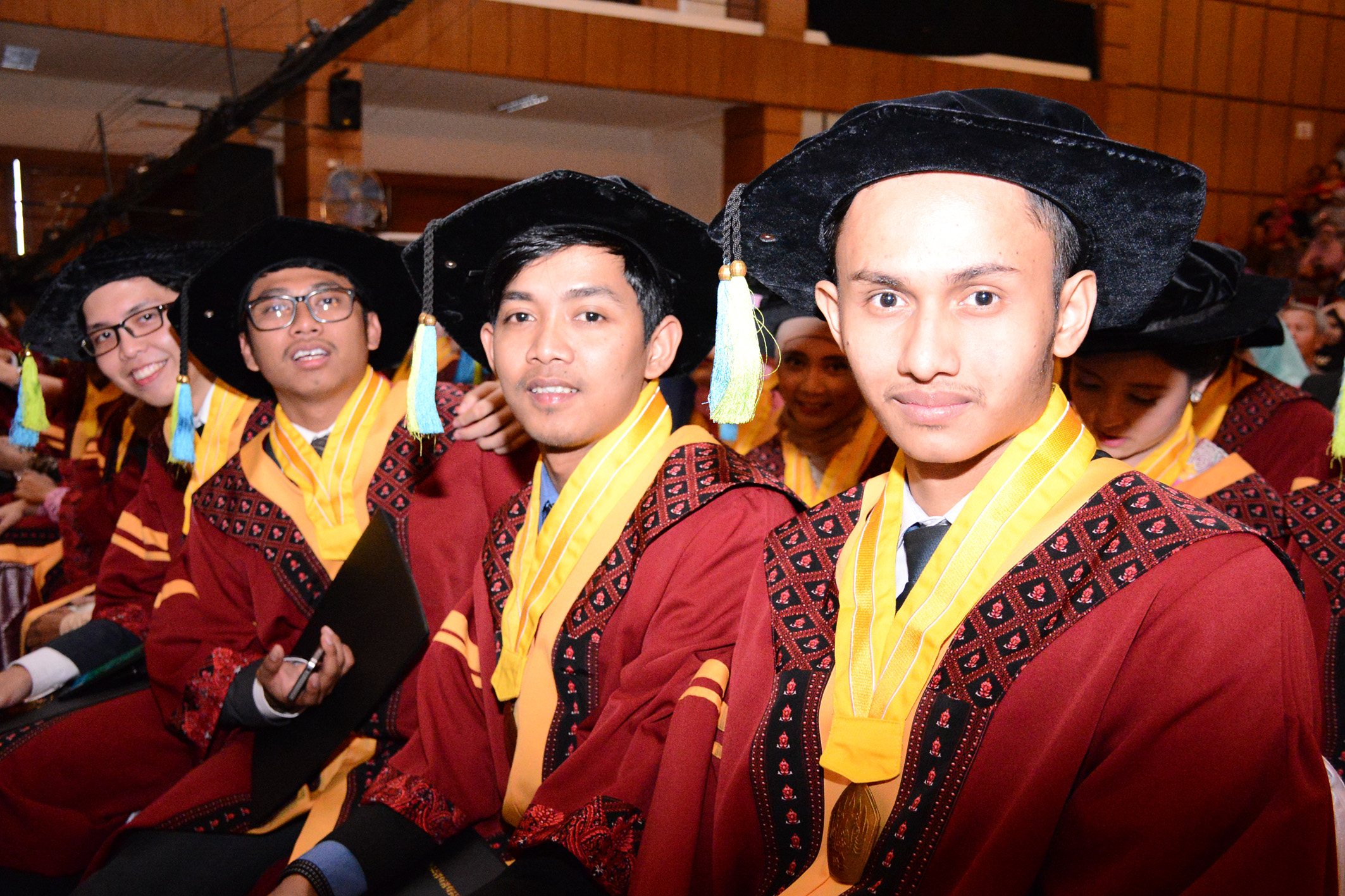 Galeri Foto Wisuda Unpad Gelombang Iv Tahun Akademik 2015 2016
