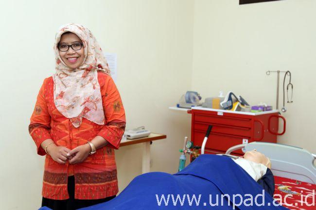 Henny Suzana Mediani, M.Ng., PhD. (Foto oleh: Dadan T.)*