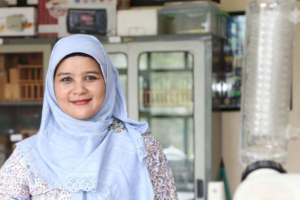 Dr. Emma Rochima, SPi., M.Si. (Foto oleh: Dadan T.)*