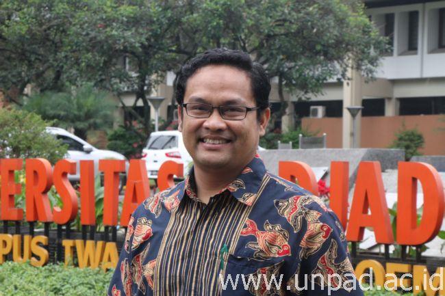 Dr. Sc. Agr. Yudi Nurul Ihsan, S.Pi., M.Si. (Foto oleh: Tedi Yusup)*