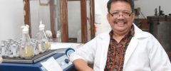Prof. Dr. Toto Subroto, M.S. (Foto oleh: Tedi Yusup)*