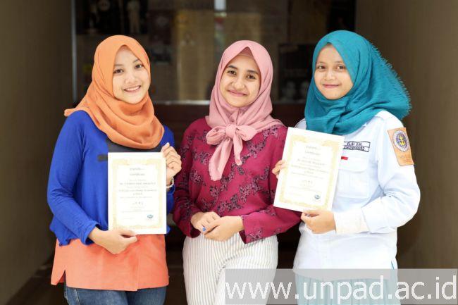 Tiga Mahasiswa FPIK Unpad Ikuti Jenesys 2016 di Jepang