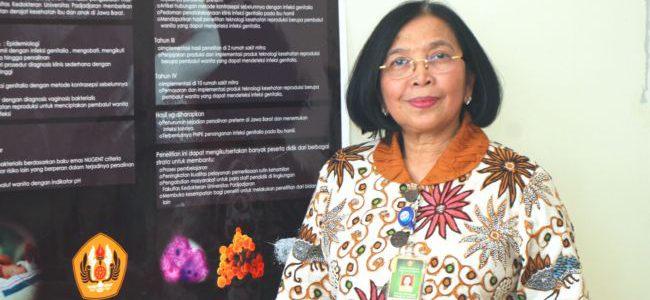 Prof. Dr Sofie R. Krisnadi, dr., Sp.OG(K) (Foto oleh : Tedi Yusup)*