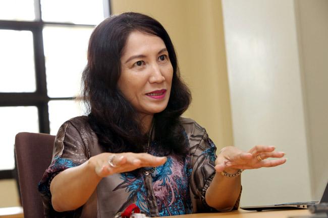 """Dr. Zuzy Anna, dra., M.Si., """"Perikanan Mendukung Terwujudnya Ketahanan Pangan di Indonesia"""""""