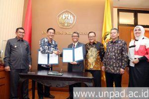 #unpad #cooperation #MoU #partnership