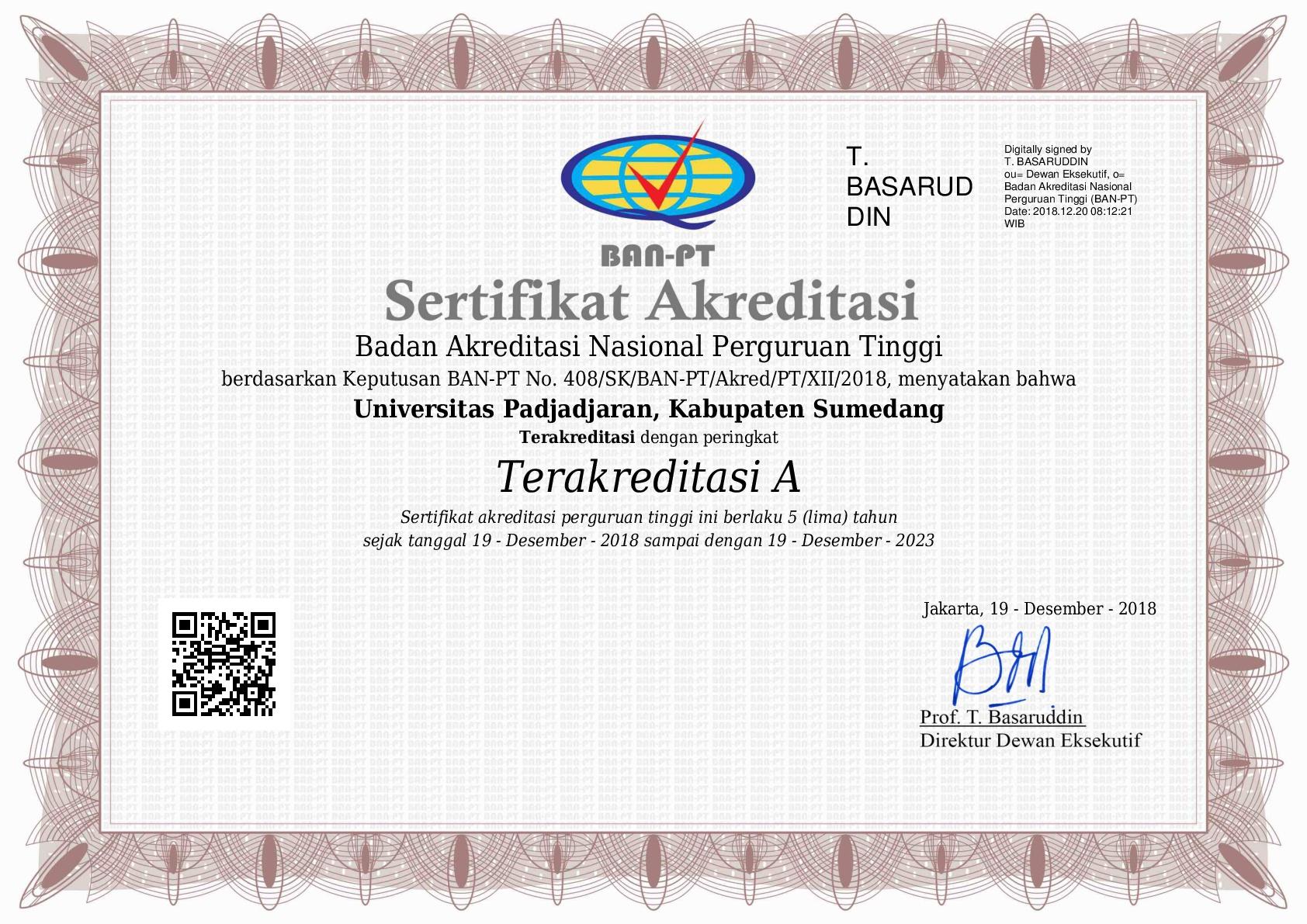 Universitas Universitas Padjadjaran