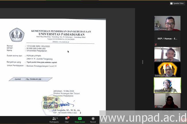 Airnav Indonesia; grab; unpad;